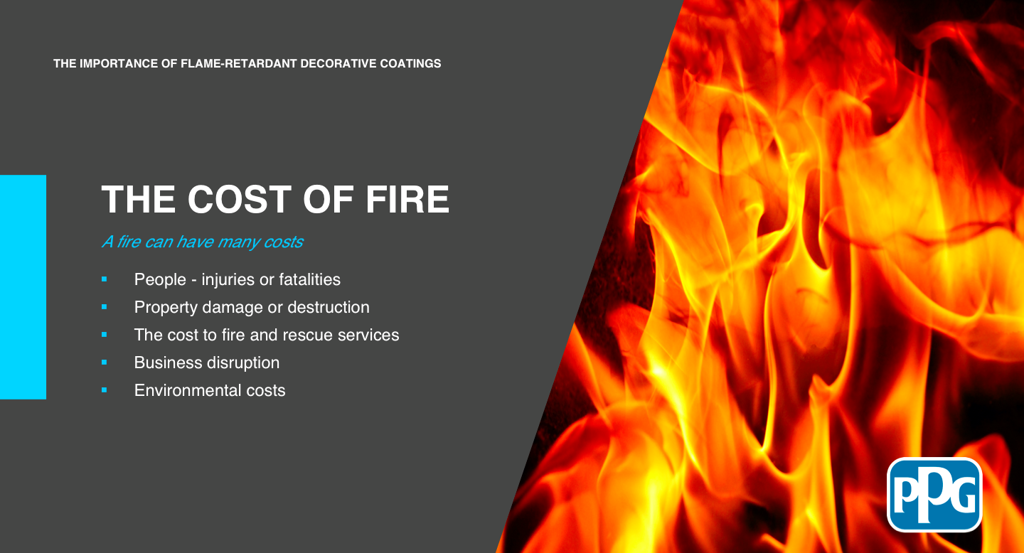 PPG CPD1 The cost of Fire